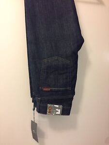 Size 28 women 7 for all mankind