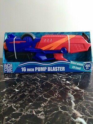 Big Squirt Guns (Big Water Gun Squirt Pool Toy Soaker Pressure Pump Spray Super Kids Blaster)