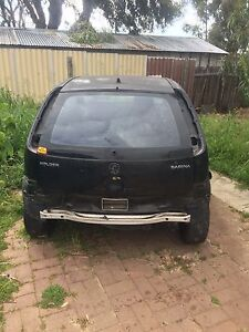 Holden barina free Westminster Stirling Area Preview