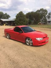 Commodore Ute VY Forbes Forbes Area Preview