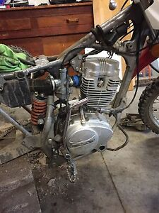 Looking for a 125cc engine