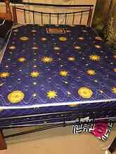 2 Queen size mattress and a bed Chatswood West Willoughby Area Preview