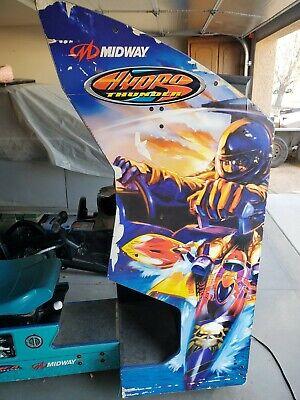 Hydrothunder Arcade Machine