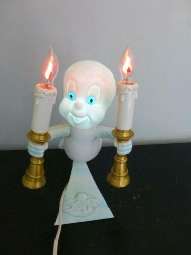 1995 Casper the Friendly Ghost Candelabra Light Up Original Bulbs Halloween