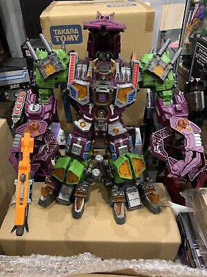 Transformers MakeToys City Bots MCB03 Pandinus Scorponok MIB - US Seller