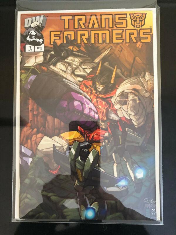 Transformers: Generation 1 Cover #1D | DW DreamWave| Incentive Variant| NM/M 9.8
