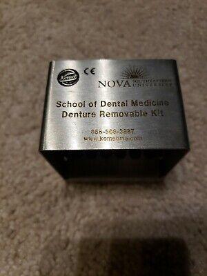 Denture Removable Lab Bur Kit
