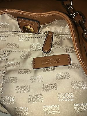 michael kors bags have a serial number