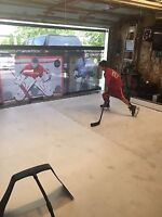 Private hockey lessons in Rockwood