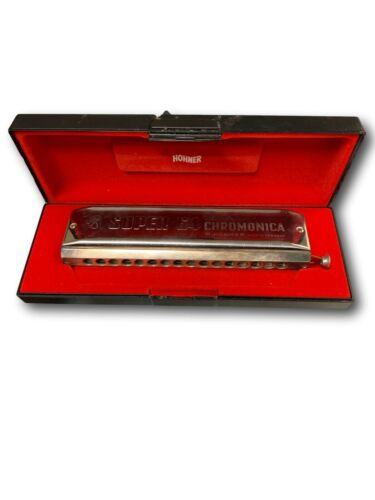 Hohner Super 64 Chromonica 7582