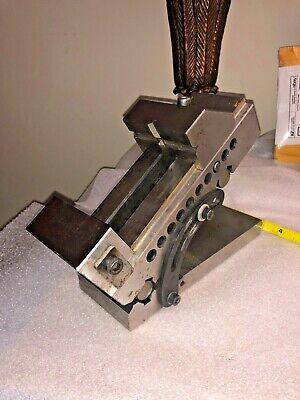 Toolmakers Precision Grinding Phase Ii Compound Adjustable Vise 3 X 8 14