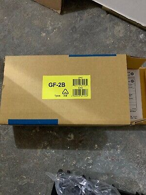 AIPHONE GF-2B 2 Module Backbox for GT Series for Multi Tenant Color Video Entry