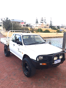 Mitsubishi Triton 4x4 Space Cab V6 Sell/Swap Joondalup Joondalup Area Preview
