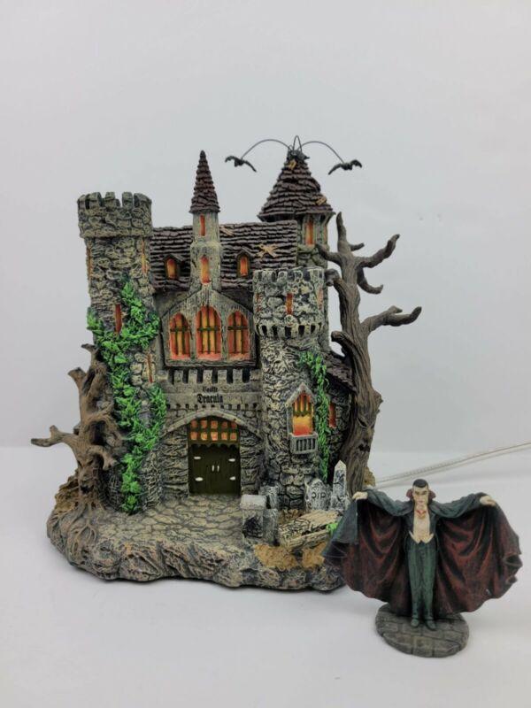 Hawthorne Village Universal Monsters  Dracula