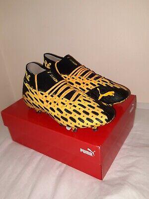 Brand New Size 9 UK (43 EU) Puma Future 5.1 Mens FG/AG Football Boots Netfit