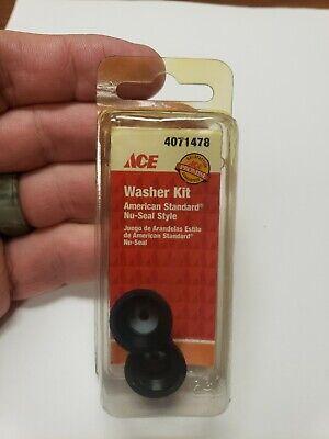 Ace American Standard 9/16 in. Nu-Seal Diaphragm Washers, 2 Pack, 4071478 American Standard Washers