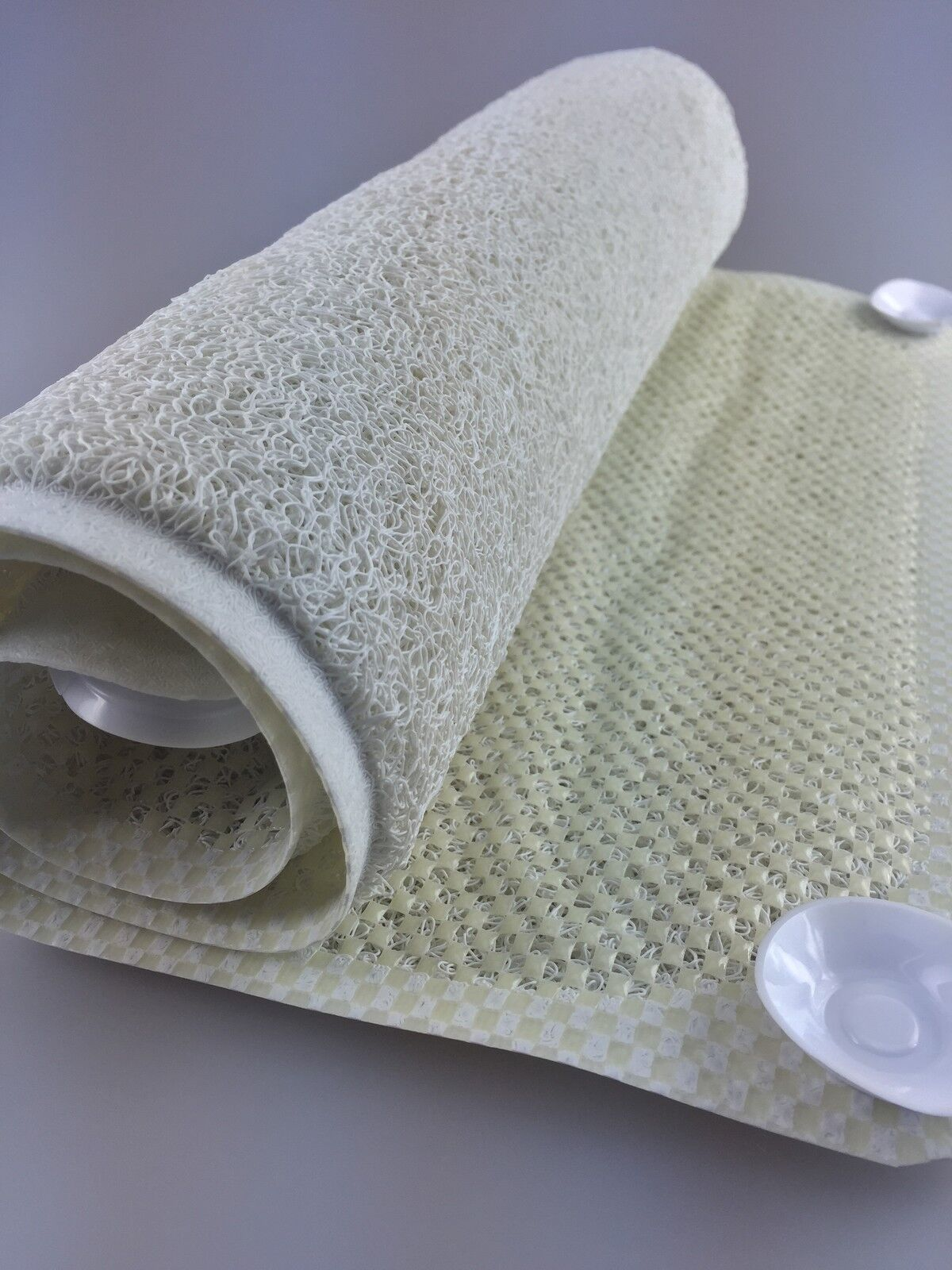 microfibre backing itm anti delph mat bath bathroom non luxury shaggy mats with slip rug shower