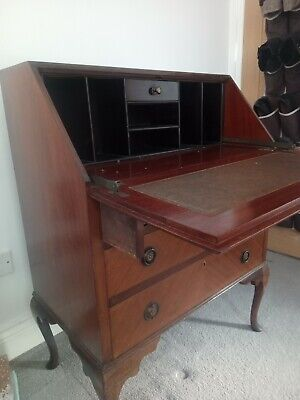 Vintage bureau writing desk