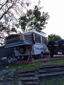 Jayco Eagle Camper Trailer 2004 $11000 Faulconbridge Blue Mountains Preview