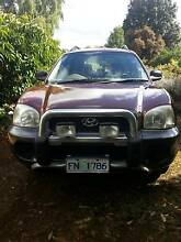 2002 Hyundai Santa Fe Ulverstone Central Coast Preview