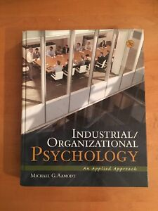 Textbook - Industrial/Organizational Psychology, Michael Aamodt