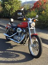 Harley Davidson custom sportster 2010 trade/swap Hobart CBD Hobart City Preview
