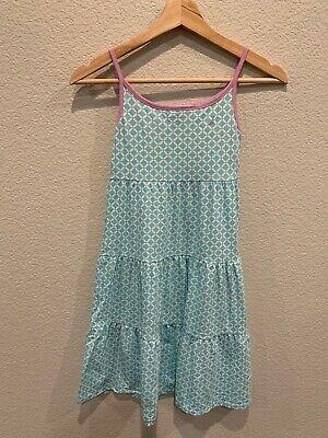 Never Worn Nautica Girls Maxi Summer Dress 8