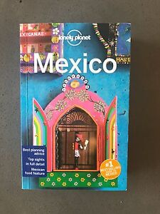 Lonely Planet - Mexico Yarraville Maribyrnong Area Preview