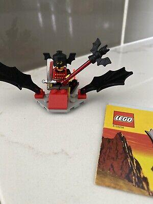Lego Castle Set 2539 Fright Knights Flying Machine 100% complete vintage 1998
