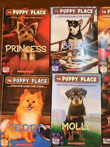 Lot of 18 Puppy Place books by Ellen Miles Peterborough Peterborough Area image 2