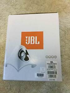 JBL Creature II Speakers, S/woofer etc, #1 (White, Europe) w. con Roseville Ku-ring-gai Area Preview