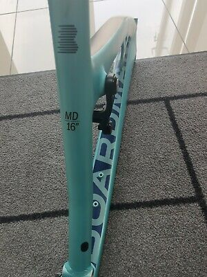 "Boardman mountain bike frame size 16"""
