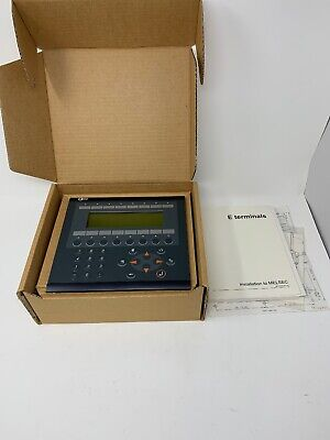 Mitsubishi Beijer Electronics E300 Operator Interface Panel Terminal Melsec 5