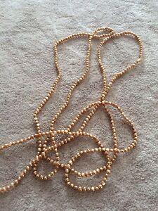 Costume pearls