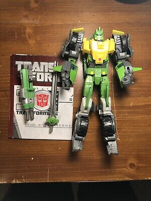 Transformers Generations Thrilling 30 - Voyager Class IDW Springer - Complete