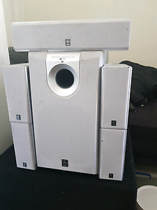 Yamaha speakers and subwoofer Beechboro Swan Area Preview