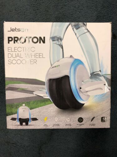 Jetson Proton Electric Dual Wheel Scooter New In Box Free Sh