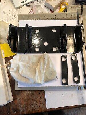 Kelley B600 Backhoe Drawbar Bracket Kit Bmt12975