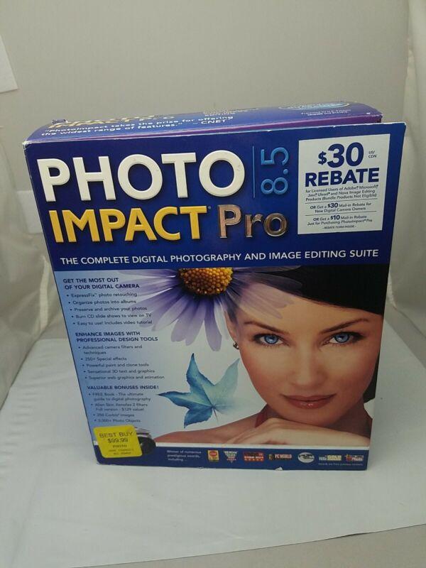 Nova PhotoImpact Pro 8.5