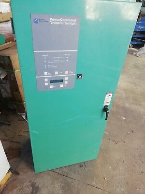 Cummins Onan - Otpcc Automatic Transfer Switch 400 Amp - Utility To Genset