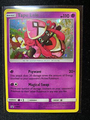 Tapu Lele - SM45 - Holo Promo Celestial Storm NM+ Pokemon Card
