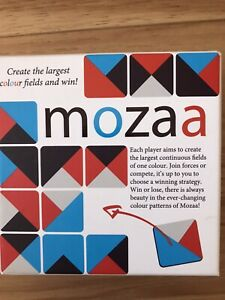 Mozaa Puzzle Game