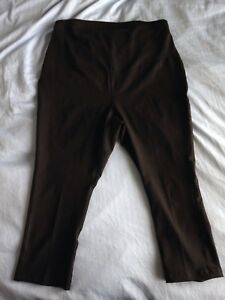 Old Navy Activewear Maternity Capris and Pants Size Large