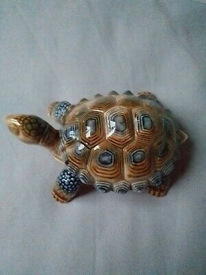 Wade Tortoise Trinket Box, used for sale  Bakewell