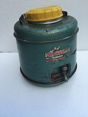 Vintage Woodland Thermos Jug