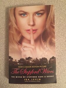 Stepford Wives paperback book