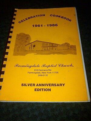 Celebration Cookbook Farmingdale Baptist Church 25Th Anniversary Edition
