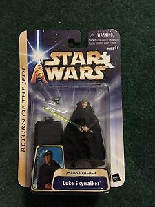 LUKE SKYWALKER Jabba's Palace STAR WARS ROTJ Return of the Jedi Saga 2003