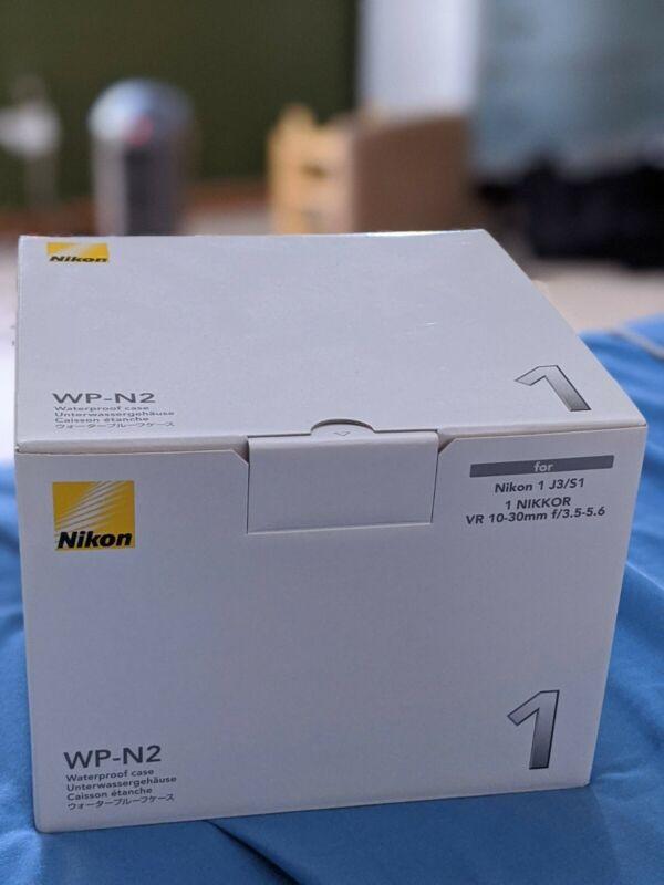 Nikon WP-N2 (3725) Underwater Housing