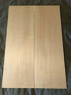 Adirondack Red Spruce Soundboard 68 (Luthier, Acoustic Guitar, Tonewood)